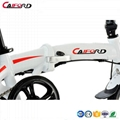 CF-TDR02Z Folding bike bicycle chainless electric bike for kids 4