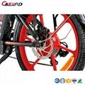 CF-TDN05Z-3 20inch Electric Folding Bike with Alum Wheel 5