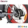CF-TDN09Z snow beach electric fat bike folding electric bike (36V350W) 5
