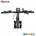 CF-TDB20Z  new electric bike with mid-crank motor  (36V250W) 2