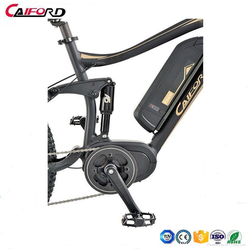 CF-TDB20Z  new electric bike with mid-crank motor  (36V250W) 4