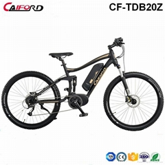 CF-TDB20Z  new electric bike with mid-crank motor  (36V250W)