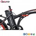 CF-TDN16Z-3 New China aluminum folding electric bike 4
