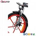 CF-TDN16Z-3 New China aluminum folding electric bike 3