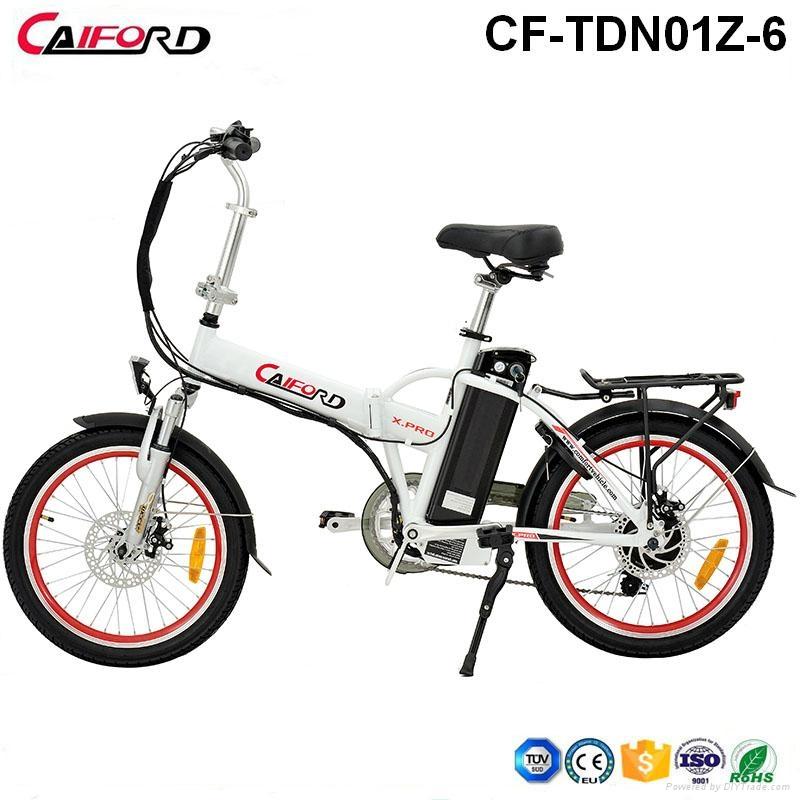"CF-TDN01Z-6   20"" foldable bike  1"