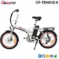 "CF-TDN01Z-6   20"" foldable bike"
