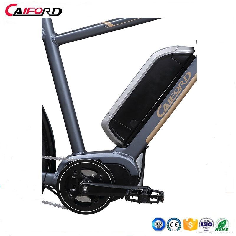 CF-TDB18Z 700C Hihg quantity electric bike with mid =-crank  motor 4