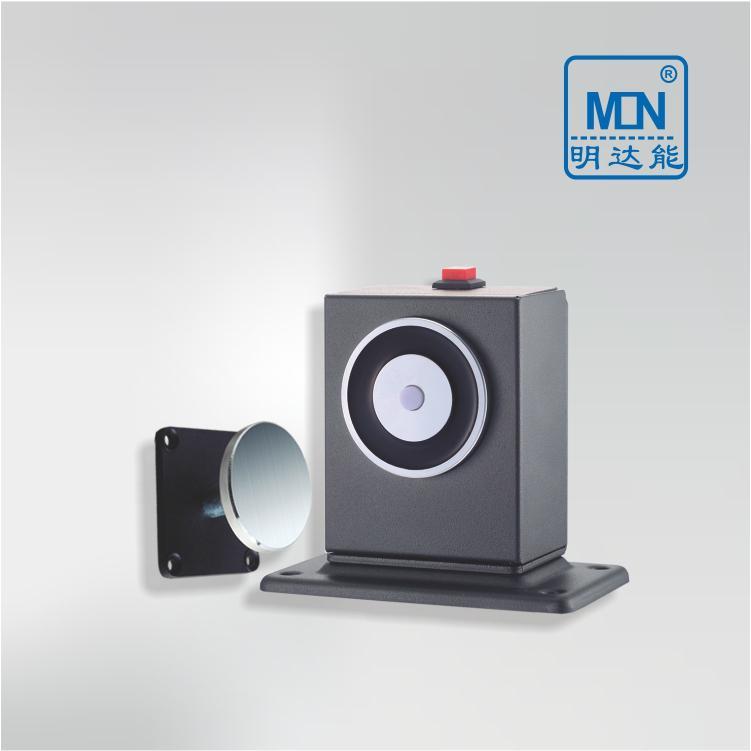 供应明达能常开式防火门控制系统--地装电磁释放器 1