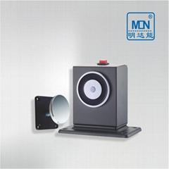 供應明達能常開式防火門控制系統--地裝電磁釋放器