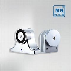 供應明達能常開式防火門控制系統--玻璃門專用門吸