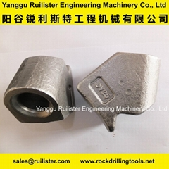 C30 Holder & DV25 Adapter, Piling Tools, Cutting Tools, Bullet Tooth, Rock Bits