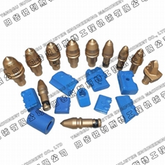 工程截齿、旋挖钻机截齿、子弹头