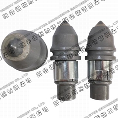 Rock Tools B47K19-H, Auger Bits, Bullet Teeth, Foundation Drilling Tools