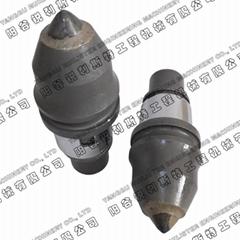 进口合金子弹头截齿RG3050/2228C、旋挖齿、钻机截齿