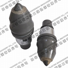 進口合金子彈頭截齒RG3050/2228C、旋挖齒、鑽機截齒