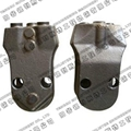 Casing Teeth WS 39 and Holder SH 35 for