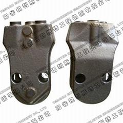 套管齿WS39和SH35齿座、工程刀具