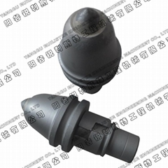 Conical Tools for Foundation Drilling