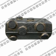 耐磨块BA04,焊接块,工程截齿