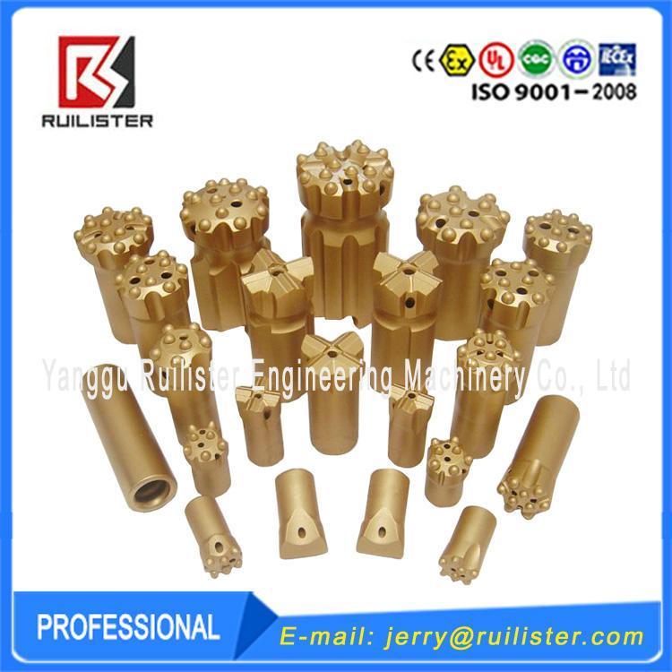 Rock Drilling Tools 1