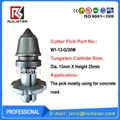 Road Planing Tools W1-13 Cutter Picks