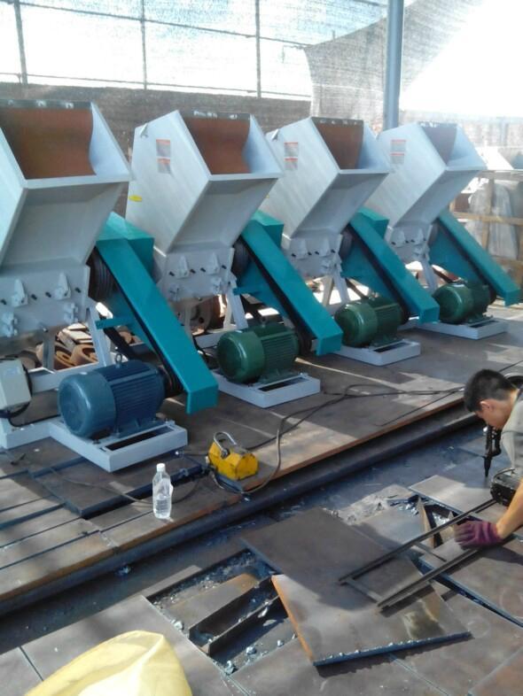 800 塑料橡塑粉碎机 3