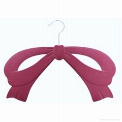 蝴蝶围巾衣架