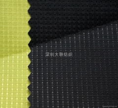 High-grade bags nylon fabric DL - 481 - PU