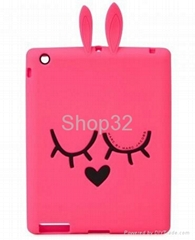 Marc By Marc Jacobs Katie Bunny Silicon Case for iPad Mini