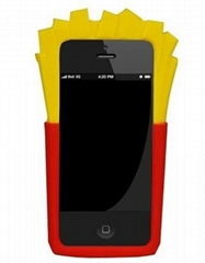 Moschino McDonalds French Fries Case for iPhone 5/5S