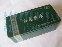 The tea tin wholesale from china