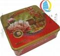 馬口鐵公用豆沙蓮蓉透鐵月餅罐 2