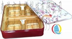 金属传统月饼礼品铁盒