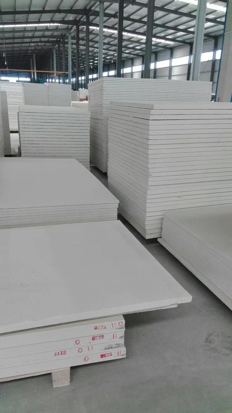Ceramic Fiber Vacuum Formed Board 1