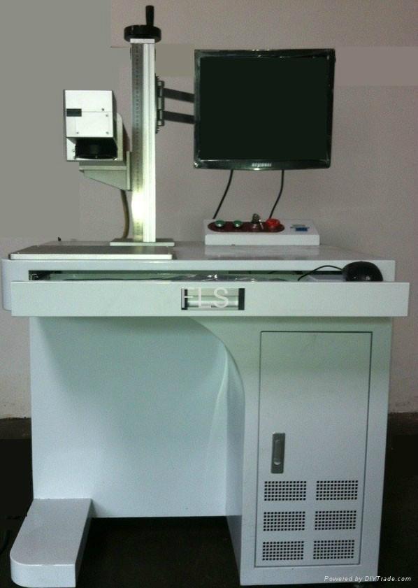 光纤激光镭雕机 1