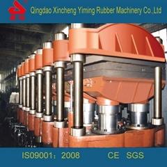 conveyor belt making machine