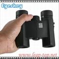 Black Compact 10x25 Waterproof