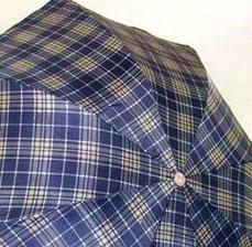 170T Polyester Check for Umbrella