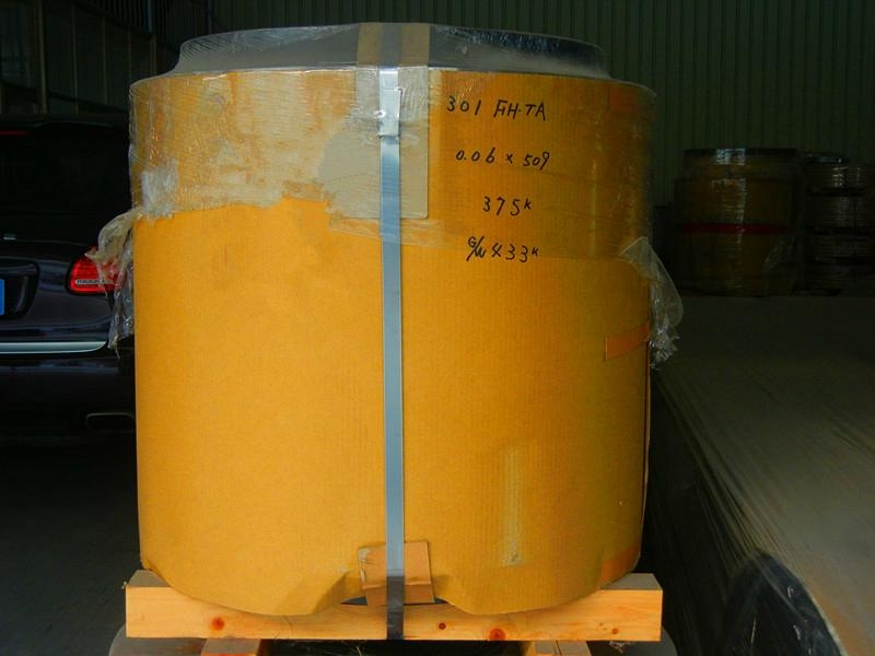 SUS 301 EHTA 0.06mm進口  高精密不鏽鋼材料 1