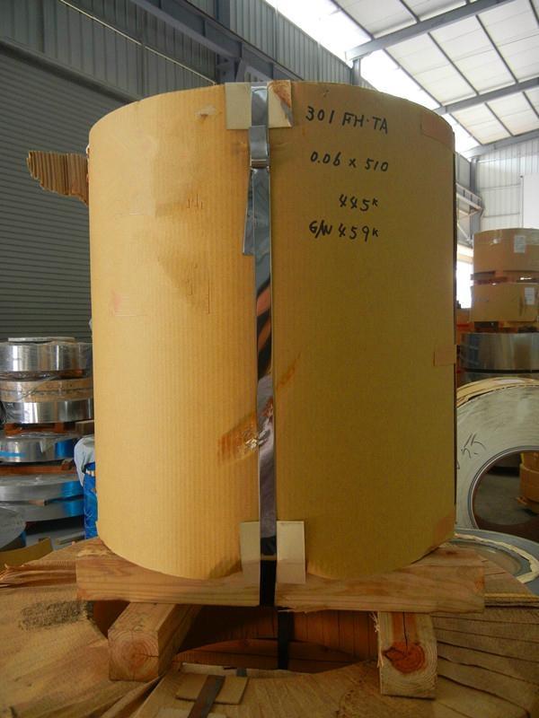 SUS 301 EHTA 0.06mm進口  高精密不鏽鋼材料 2