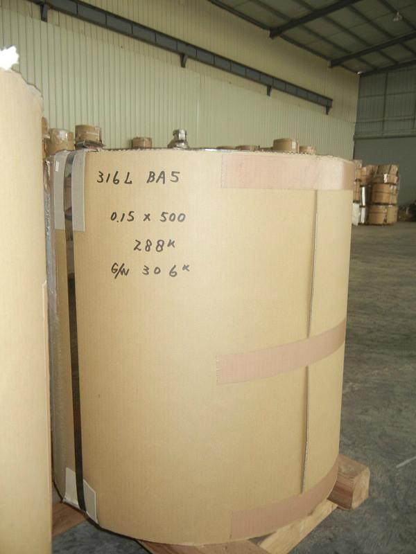 SUS 316L 軟態拉伸  高精密不鏽鋼材料 1