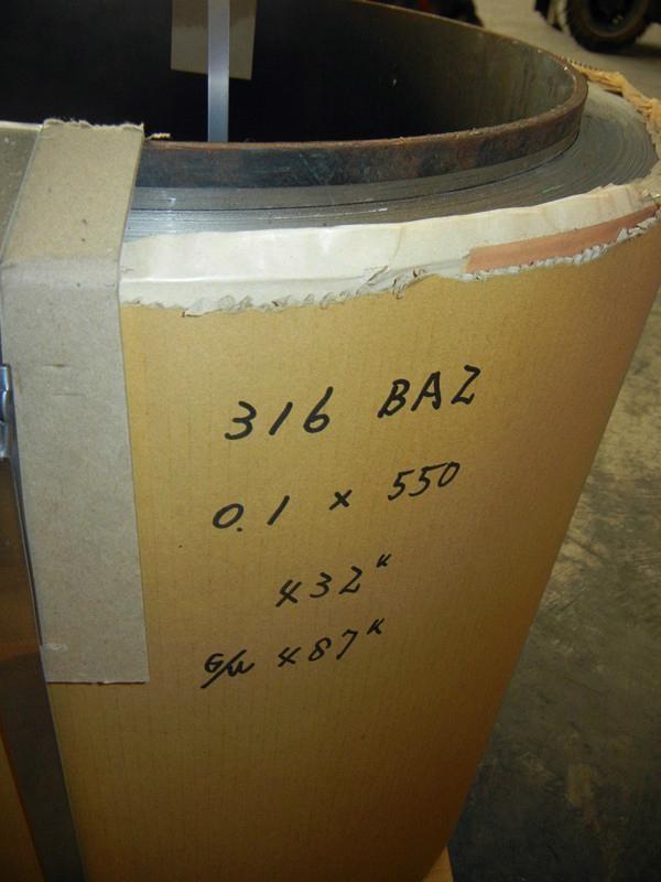 SUS 316L 軟態拉伸  高精密不鏽鋼材料 2