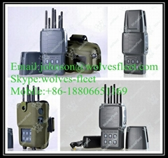 WIFI/GPS Signal Jammer
