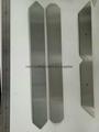 Swing shear step lap transformer core cutting machine