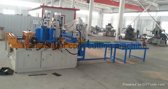 Compact Swing shear silicon steel cut to length line