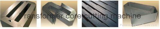U bend cores this machine can cut