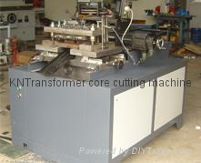 Transformer Straight core cutting machine