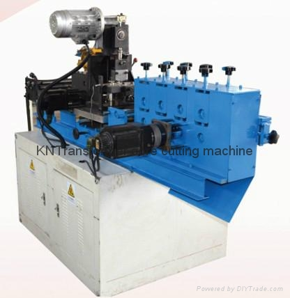 reactor core cutting machine