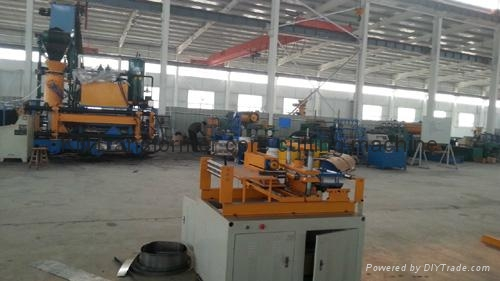 JN4002 straight core cutting machine