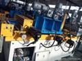 Full automatic step lap transformer core cutting machine